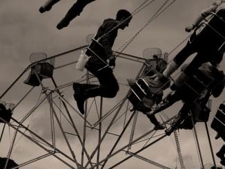 Kendal Calling 2016,music festival,fairground ride,big wheel.